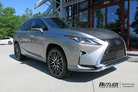 lexus rx rims lexus rx with 22in savini bm13 wheels exclusively from butler