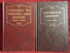 Counsels On Health Book Eg White G White Duo Counsels On Diet And Foods Counsels On Health