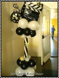 114 best hollywood images on pinterest balloons prom themes and