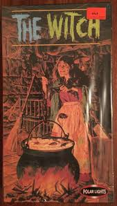 2000 polar lights 5092 the witch model kit halloween ebay