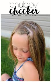 25 hair styles for toddlers and tweens a and a glue gun