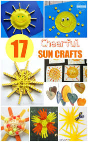 2nd Grade Halloween Crafts by Best 25 Sun Crafts Ideas On Pinterest Preschool Summer Theme