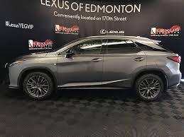 lexus rx350 new tires new 2017 lexus rx 350 f sport series 2 4 door sport utility in