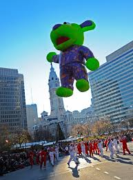 Philly Thanksgiving Day Parade Photo Of The Day Happy Thanksgiving Philadelphia