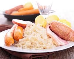 cuisiner choucroute crue recette choucroute facile