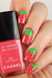 best 25 strawberry nail art ideas on pinterest fruit nail art