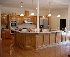 decorating kitchen with oak cabinets simple and creative tips of