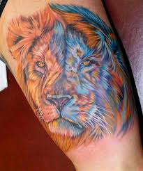tattoos women lion tattoo lions tattoo