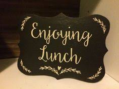 on break sign for desk out to lunch a cute funny sign to display on your classroom or