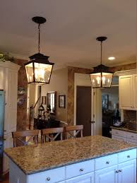 ballard designs kitchen rugs lantern lights ballard designs piedmont lanterns over my island