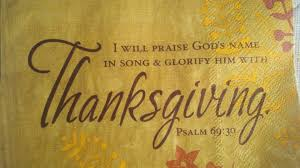 thanksgiving qoute for christians everyday should be thanksgiving youtube