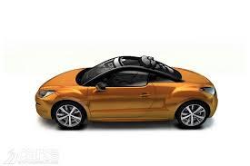 peugeot sport rcz peugeot rcz view top concept pictures cars uk