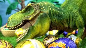 dinosaur easter eggs tyrannosaurus easter eggs story schleich dinosaur story
