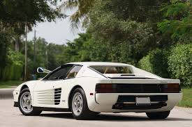 hyundai supercar nemesis ferrari testarossa from miami vice heading to auction by car magazine