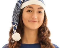 chanukah hat handmade hanukkah hat etsy