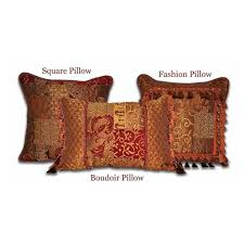 Oversized Sofa Pillows by Home Decoration Twin Decorative Throw Pillow With Flower Design