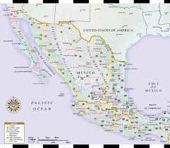 Mexico City Metro Map by Streetwise Mexico City Map Laminated City Center Street Map Of