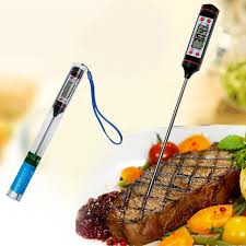 thermom re de cuisine food thermometer kitchen digital cooking food probe turkey
