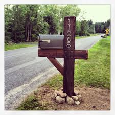 best 25 rustic mailboxes ideas on metal mailbox