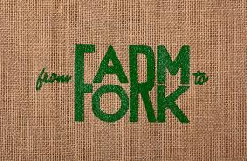 farm to table concept farm to fork logo organic farm to table initiative by the swedish