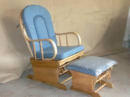Glider Chair With Ottoman Rocking Chair Gliders Glider Baby Nursery Glider Rocker Rocking