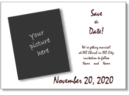 online save the dates save the date templates sop format exle