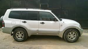 mitsubishi jeep for sale 2002 mitsubishi montero jeep 750k quick sale autos nigeria
