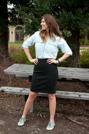 casual pencil skirt casual pencil skirt looks