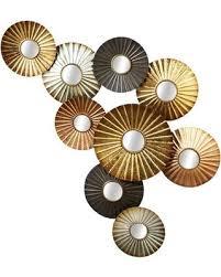 Hot Spring Bargains on CBK Toscana Multi Panel Circle Mirror Wall