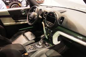 Interior Mini Cooper Countryman Mini U0027s Largest Model Ever Is Also Its First Plug In Hybrid
