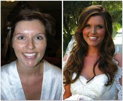 airbrush makeup for wedding 20 before and after photos from using airbrush makeup page 2 of