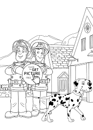 fireman sam coloring pages fireman sam coloring pages to download