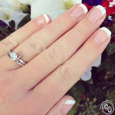 french tips beauty nails tutorials and manicure