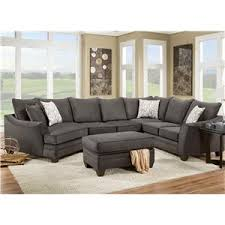 Charcoal Sectional Sofa Sectional Sofas Jackson Pearl Ridgeland Flowood