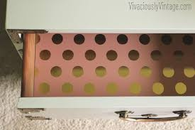 ansley designs coral and white campaign nightstand i die