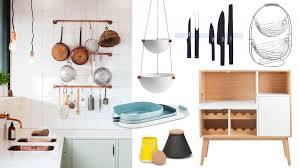kitchen storage buys for a mess free space