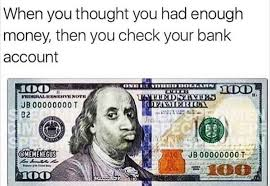 Money Memes - memes about spending money mutually
