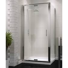 Frameless Bifold Shower Door Shield Semi Frameless Bifold Shower Door 760 900mm