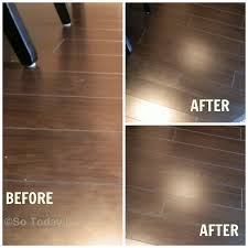 Laminate Floor Cleaner And Polish Shine For Laminate Flooring