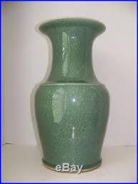 Celadon Vase Large Chinese Vase Celadon