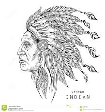 coloring pages of indian feathers native american feather hat drawing clipartxtras
