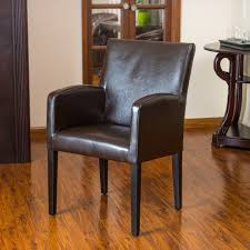 Leather Dining Room Chairs With Arms Leather Dining Room Chairs With Arms Cool Images Of With Leather