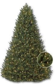 best indoor christmas tree lights santa s best 7 5 ft indoor pre lit led splendor spruce artificial