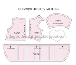 shirt pattern for dog free dog clothes patterns to sew for small dogs yahoo image search