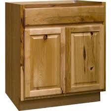 Kitchen Cabinets From Home Depot - hickory kitchen cabinets kitchen the home depot