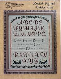 counted cross stitch samplers