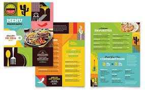 menu design template three coffee menu design template sample