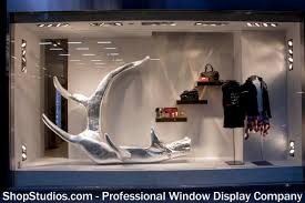 designs for events and window displays shop studios