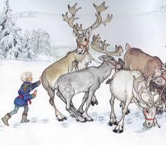 a teacher without a class wild christmas reindeer