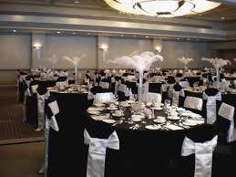 black and white wedding beautiful black and white wedding decorations icets info